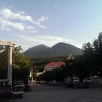 Горы Бештау