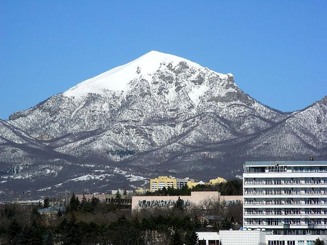 Горы пятигорья – Большой Тау зимой