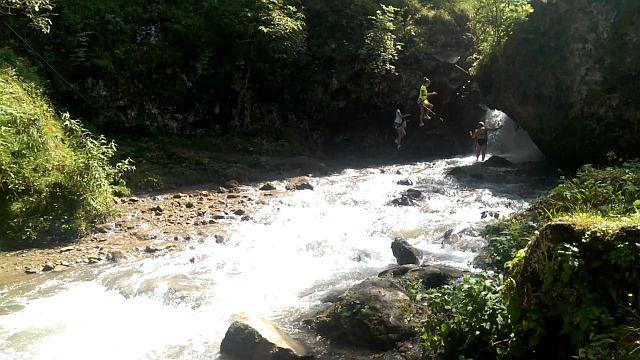 Малый медовый водопад.