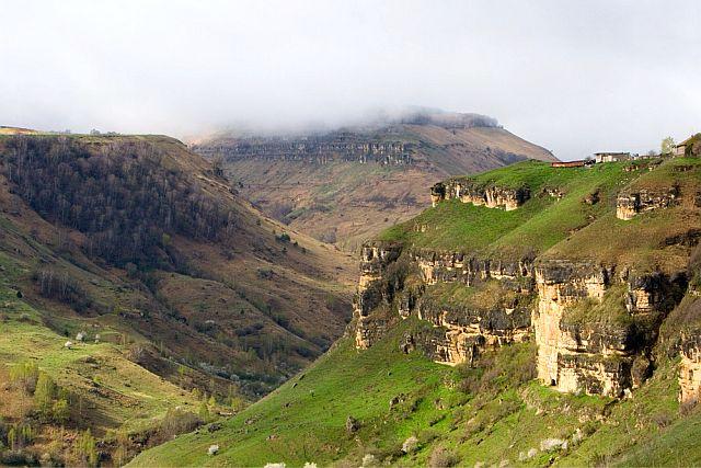Березовское ущелье – Элькуш
