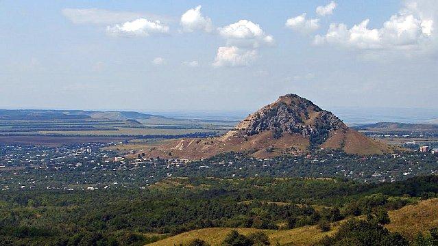 Гора Юца или Джуца 1-я