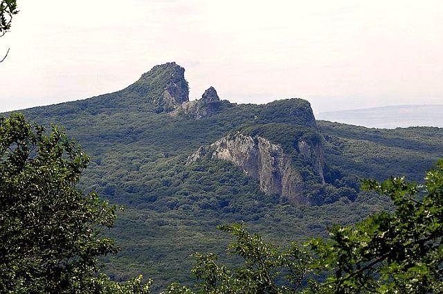 Путешествие по горам – на горизонте Тупая и Острая.
