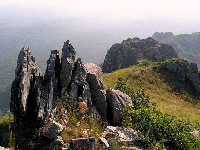 Экскурсионная тропа к горе Медовой