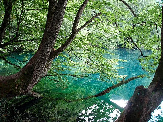 Голубое озеро – Чирик Кель -фото.