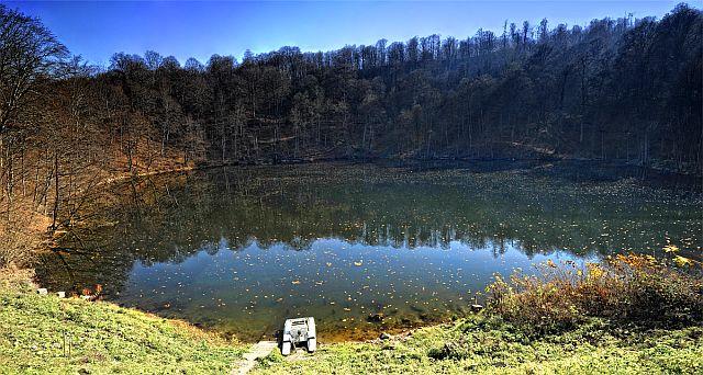 Экскурсии на голубые озера - Секретное озеро.