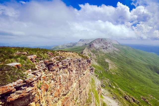 Как добраться к вершине Большого Бермамыта