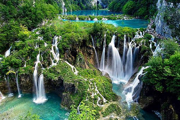 Национальный парк – Плитвицкие озера