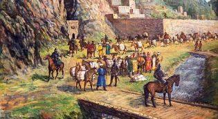 легенда о гибели Нартов
