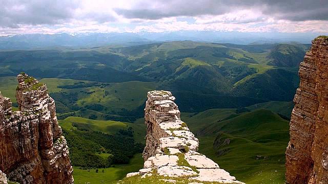 Вершины Кавказа Бермамыт